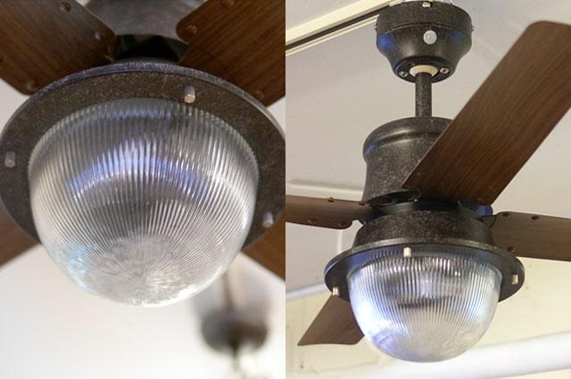 CF42-003BK,BIMAKES VENICE(ヴェニス42インチ) 傾斜対応 電球色 2灯 軽量 HERMOSA(ハモサ)製シーリングファンライト