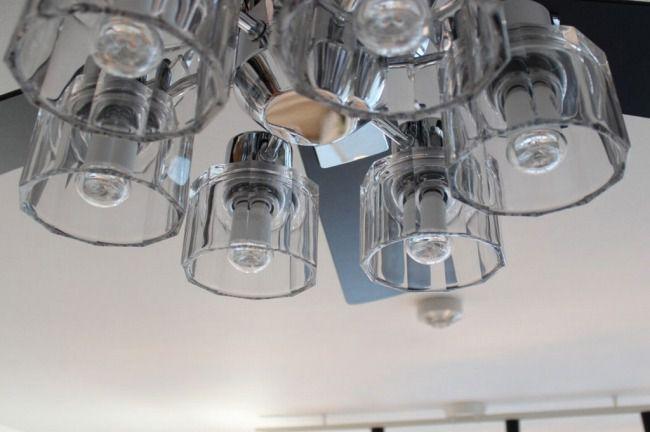 WF212LC LED 調光 電球色 6灯 薄型 ODELIC(オーデリック)製シーリングファンライト