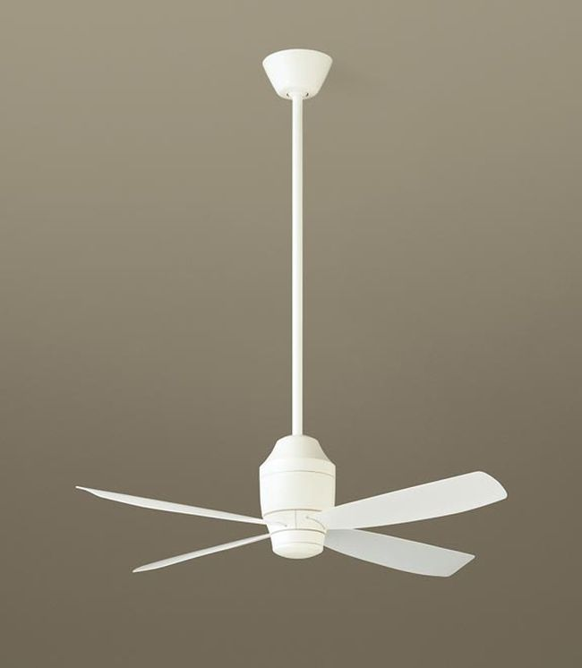 XS7010/SP7070 + SPK011K + SPK071 大風量 傾斜対応 軽量 Panasonic(パナソニック)製シーリングファン