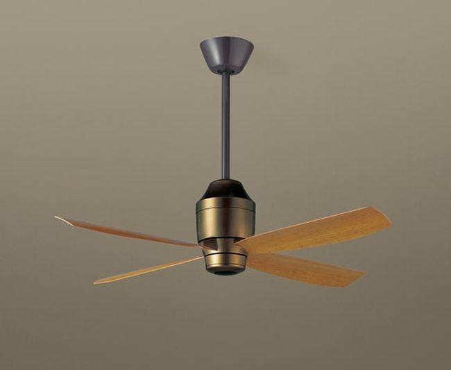 XS7330/SP7073 + SPK033K + SPK073 大風量 傾斜対応 軽量 Panasonic(パナソニック)製シーリングファン