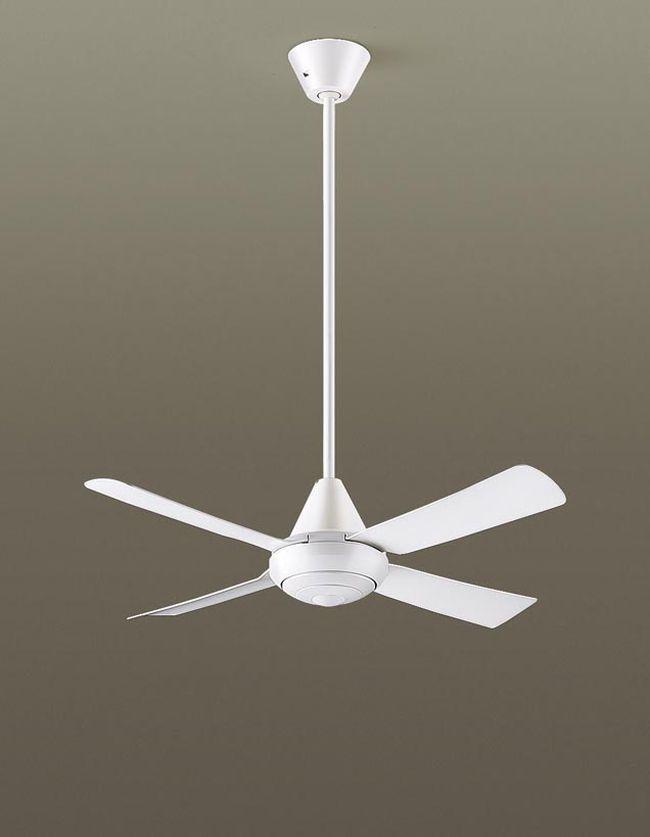 XS9010/SP7090 + SPK017 大風量 傾斜対応 軽量 Panasonic(パナソニック)製シーリングファン
