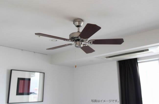 TKM-42BP5Z 大風量 傾斜対応 軽量 TOKYOMETAL(東京メタル工業)製シーリングファン