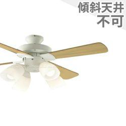 AEE695070 + AA43193L / AA43193L(N) + AE40393E コイズミ製シーリングファンライト メイン画像