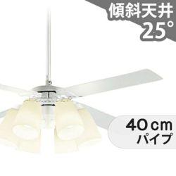 DP-38028 + DP-37975 + DP-37586 ダイコー製シーリングファンライト メイン画像