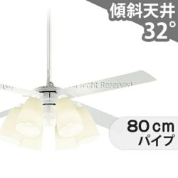 DP-38028 + DP-37975 + DP-37588 ダイコー製シーリングファンライト メイン画像