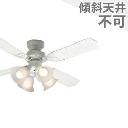 TKM-42WW4LKRCZ + LC2601 /  東京メタル工業製シーリングファンライト メイン画像