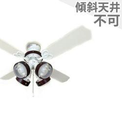 TKM-42GLASS4LKEFZ 東京メタル工業製シーリングファンライト メイン画像