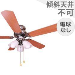 ND-CFL-PC 日本電興製シーリングファンライト メイン画像