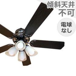 ND-CFL-RC4 日本電興製シーリングファンライト メイン画像